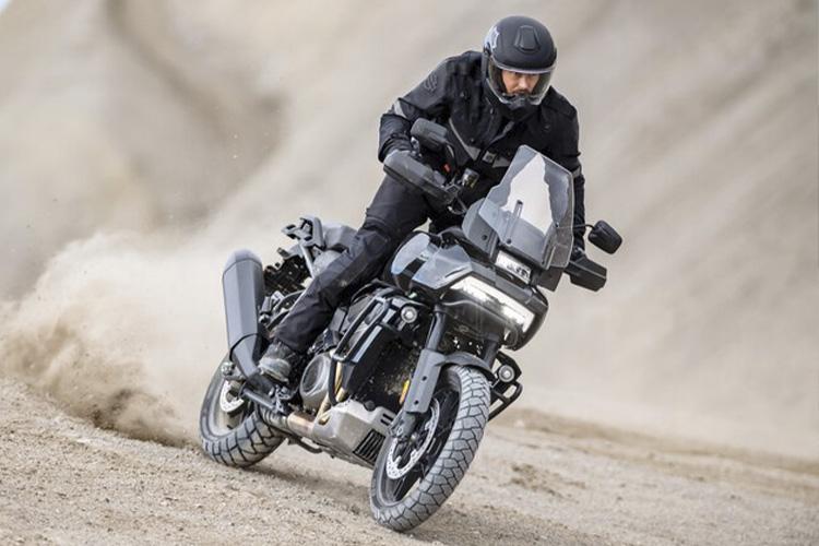 Harley-Davidson Pan America 1250 nuevos modelos dos variantes disponibles
