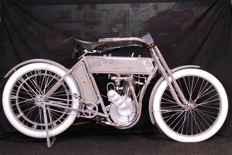 Harley-Davidson modelo 1910