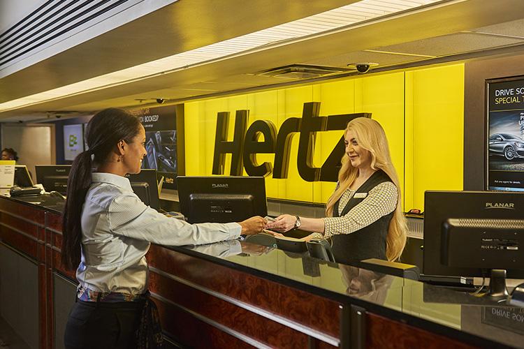 Hertz se declara en bancarrota Norteamérica