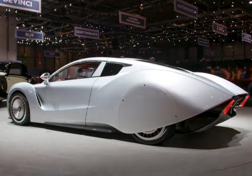 totalmente personalizadas innovaciones disponibilidad tecnología carrocería hypercar