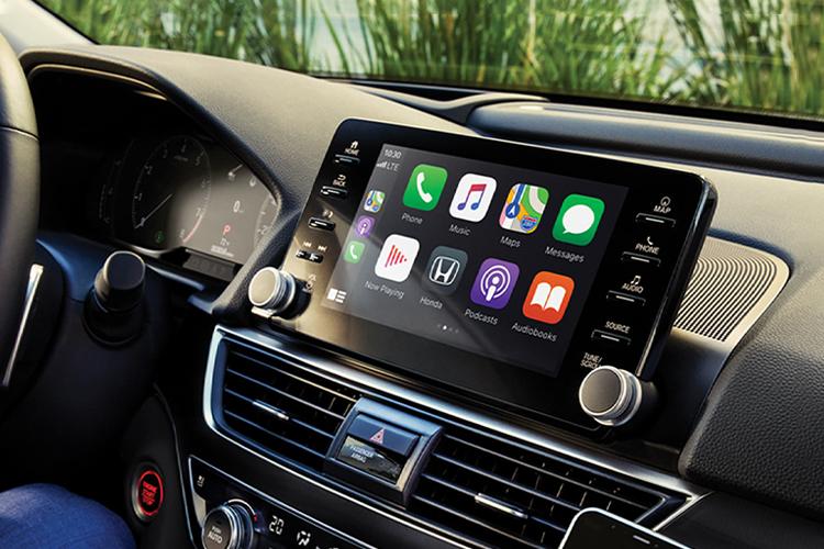 Honda Accord 2021 llega a México sistema de infoentretenimiento tecnología