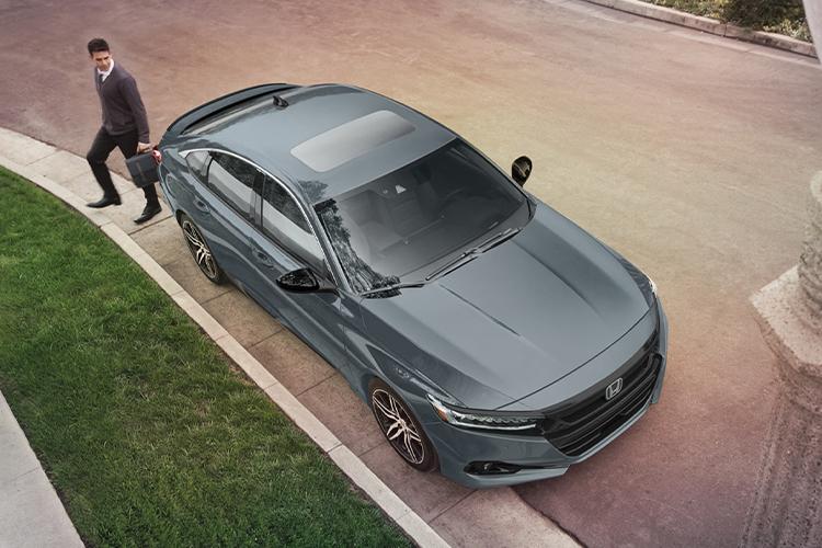 Honda Accord 2021 llega a México vehículo carrocería innovaciones tecnología