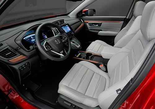 Honda CR-V asientos con calefaccion