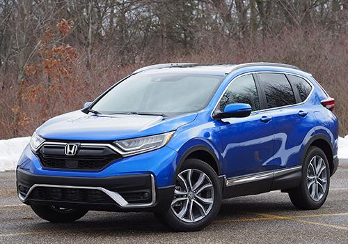 Honda CR-V descuentos Buen Fin 2020