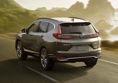 Honda CR-V tamaño
