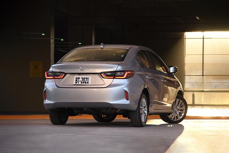 Honda City 2021 quinta generación en México variantes disponibles