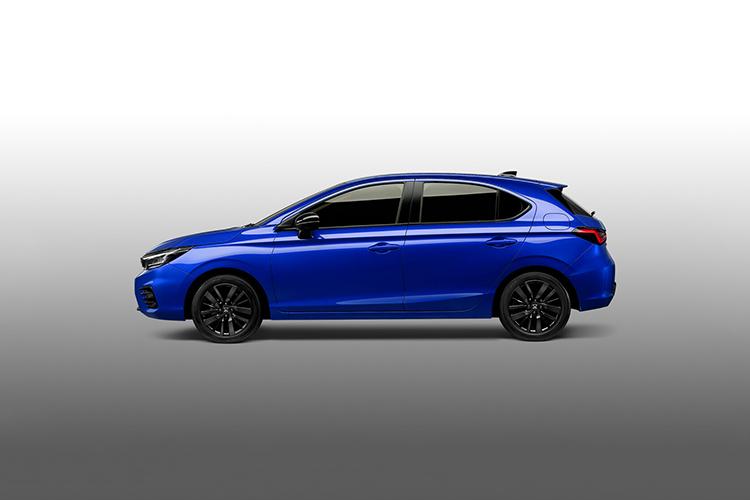Honda City Hatchback, el nuevo reemplazo del Fit para Latinoamérica - tecnologia