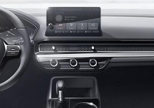 Honda Civic 2022 Prototype tecnología equipamiento