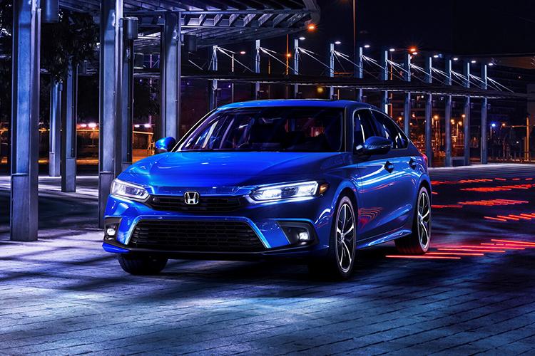 Honda Civic 2022 potencia acabados