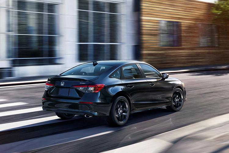 Honda Civic 2022 rediseño tecnología innovaciones