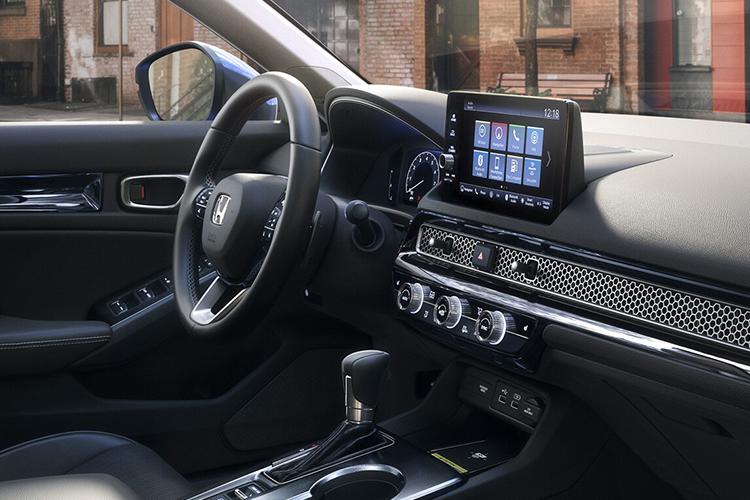 Honda Civic 2022 sistema de infoentretenimiento