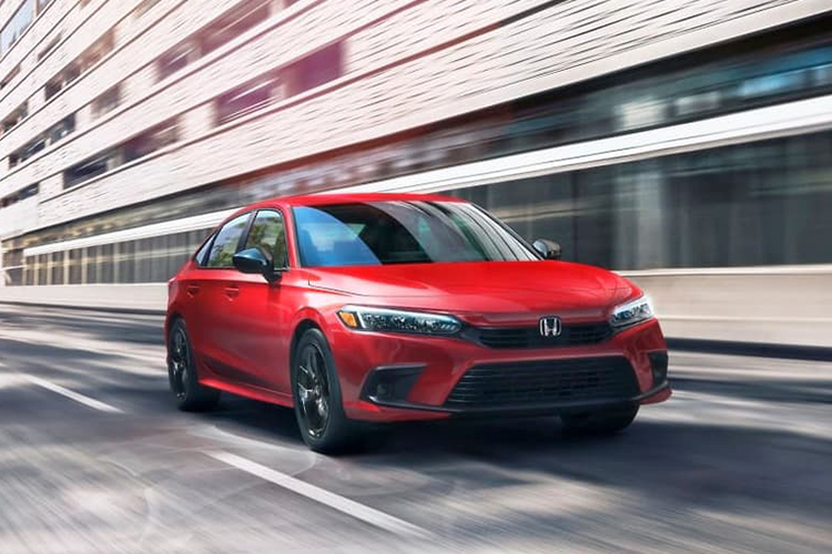 Honda Civic - autos que llegarán a México en 2021 equipamiento desempeño diseño tecnologia