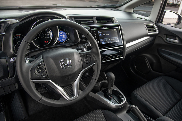 Honda Fit Prime Final Edition sistema de infoentretenimiento