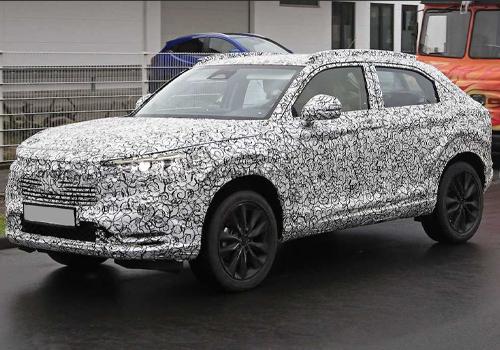 nueva generación eléctrificada crossover coupé modelos híbridos electrificados carrocería opciones de motor