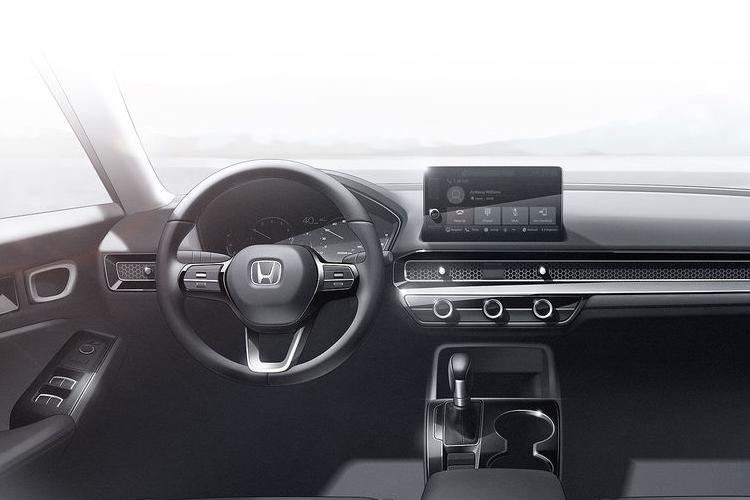 Honda HR-V eHEV nueva generación eléctrificada sistema de infoentretenimiento modelos