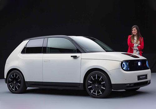 Honda e vehiculo electrico 2020