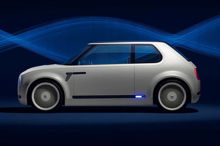 Honda e primer vehiculo electrico de Honda