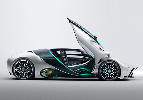 Hyperion XP-1 hypercar concept car
