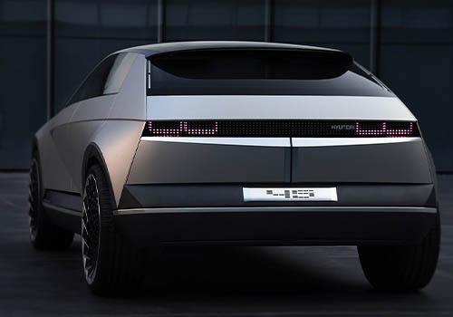 Hyundai 45 IAA 2019 tecnologia