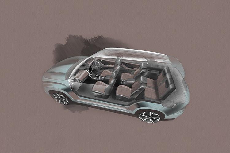 Hyundai Alcazar el nuevo SUV global motor carroceria