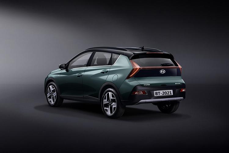 Hyundai Bayon 2022 características diseño innovaciones