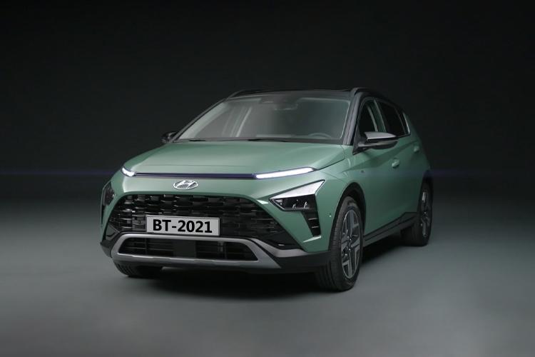Hyundai Bayon 2022 más tecnologico innovaciones