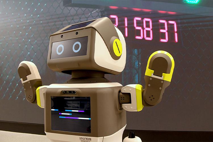 Hyundai Dal-e nuevo robot automatizado carrocería innovaciones tecnología modelos