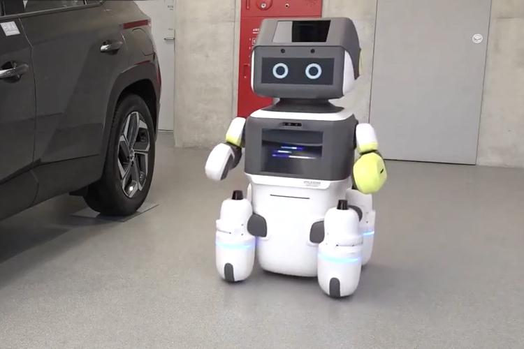 Hyundai Dal-e nuevo robot automatizado diseño innovaciones