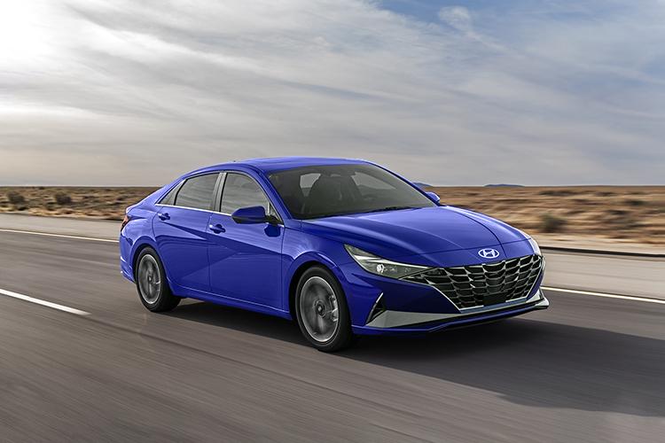 Hyundai Elantra 2021 con opcion hibrida