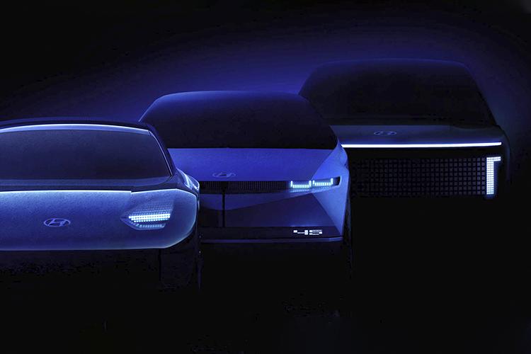 Hyundai IONIQ - modelos eléctricos