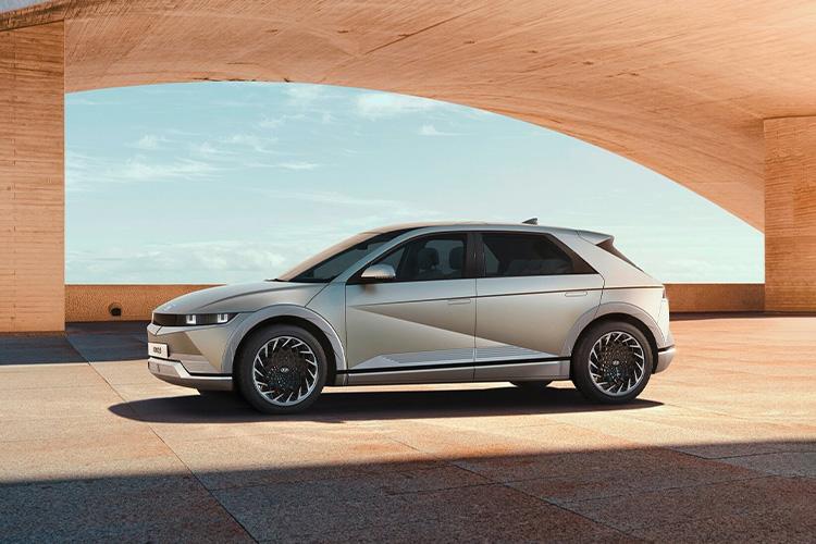 Hyundai Ioniq 5 nuevo totalmente eléctrico hasta 480 kilómetros de autonomía