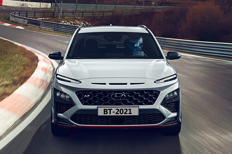 Hyundai Kona N deportivo potencia diseño