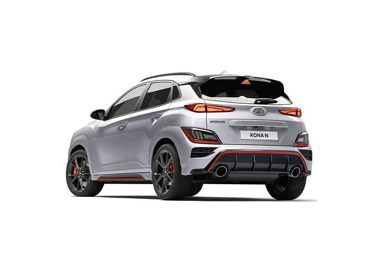 Hyundai Kona N deportivo potencia modelos carrocería innovaciones desempeño