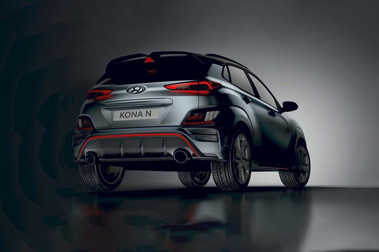 Hyundai Kona N nuevos modelos carrocería deportividad