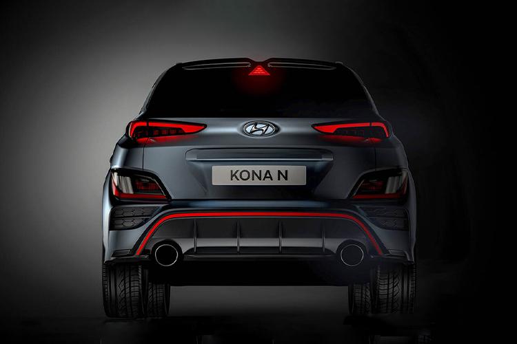 Hyundai Kona N nuevos modelos tecnología modelos deportividad rendimiento