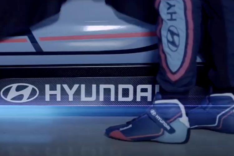 Hyundai Motorsport Hyundai eléctrico para carreras competición categoría eléctricos