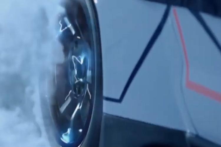 Hyundai Motorsport Hyundai eléctrico para carreras llantas electrificadas