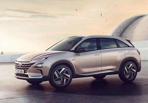 Hyundai Nexo disponible en Europa