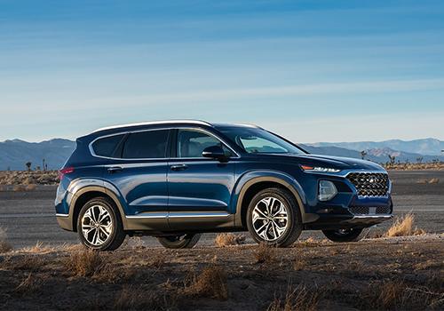 Hyundai Santa Fe diseño y tecnologia