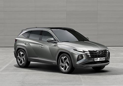 Hyundai Tucson 2022 carroceria
