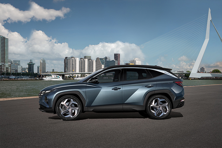 Hyundai Tucson 2022 diseño
