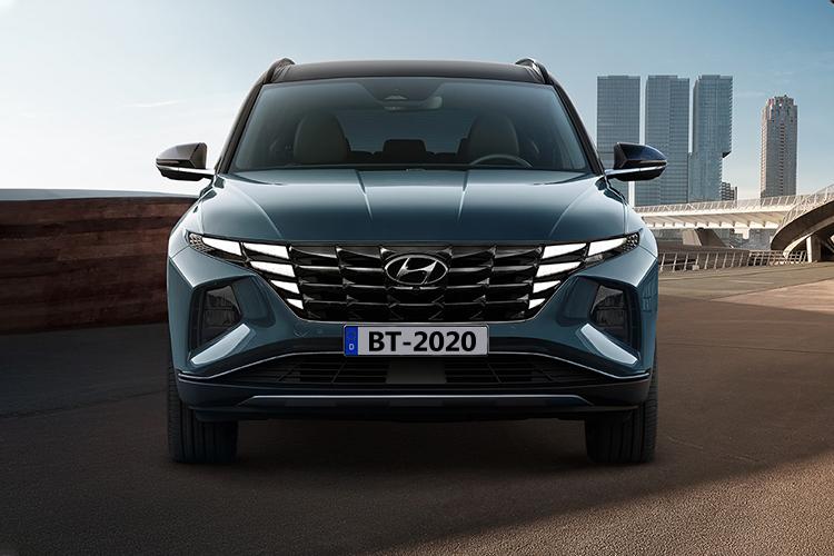 Hyundai Tucson 2022 equipamiento