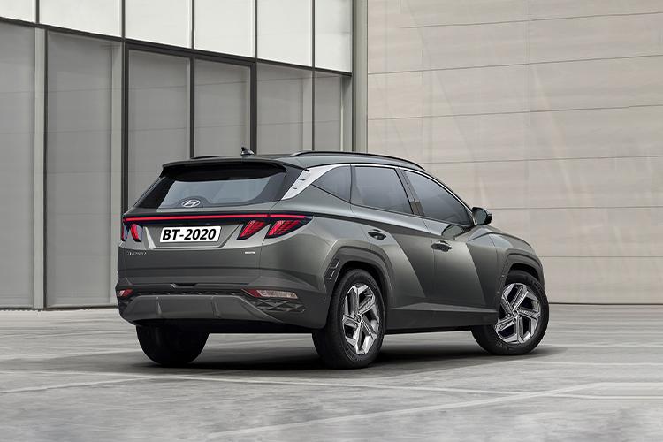 Hyundai Tucson 2022 rendimiento