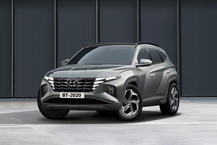 Hyundai Tucson 2022 tecnología