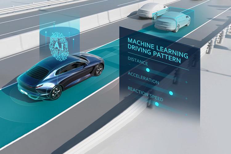 Hyundai control de crucero inteligente parametros
