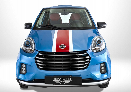 totalmente eléctrico autonomia motor potencia innovaciones tecnologia