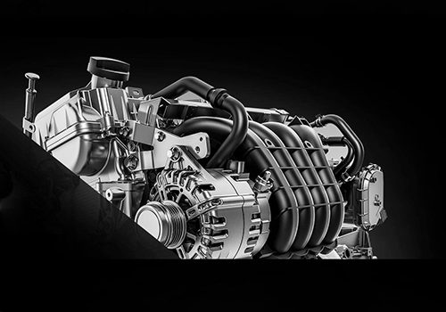 JAC Sei4 Black Series motor