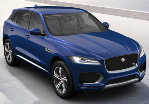 Jaguar F-Pace disponible en 4 versiones, incluyendo SVR
