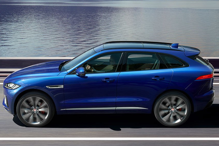 Jaguar F-Pace, la suv disponible en 4 versiones