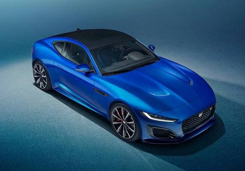 Jaguar F-Type 2020 modelo